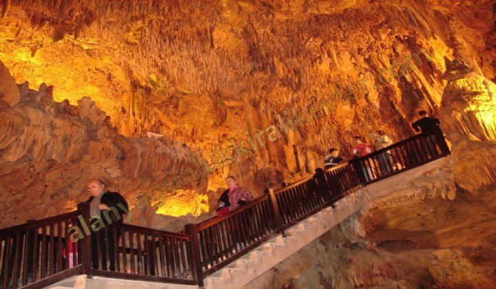 Alanya Dim Mağarası