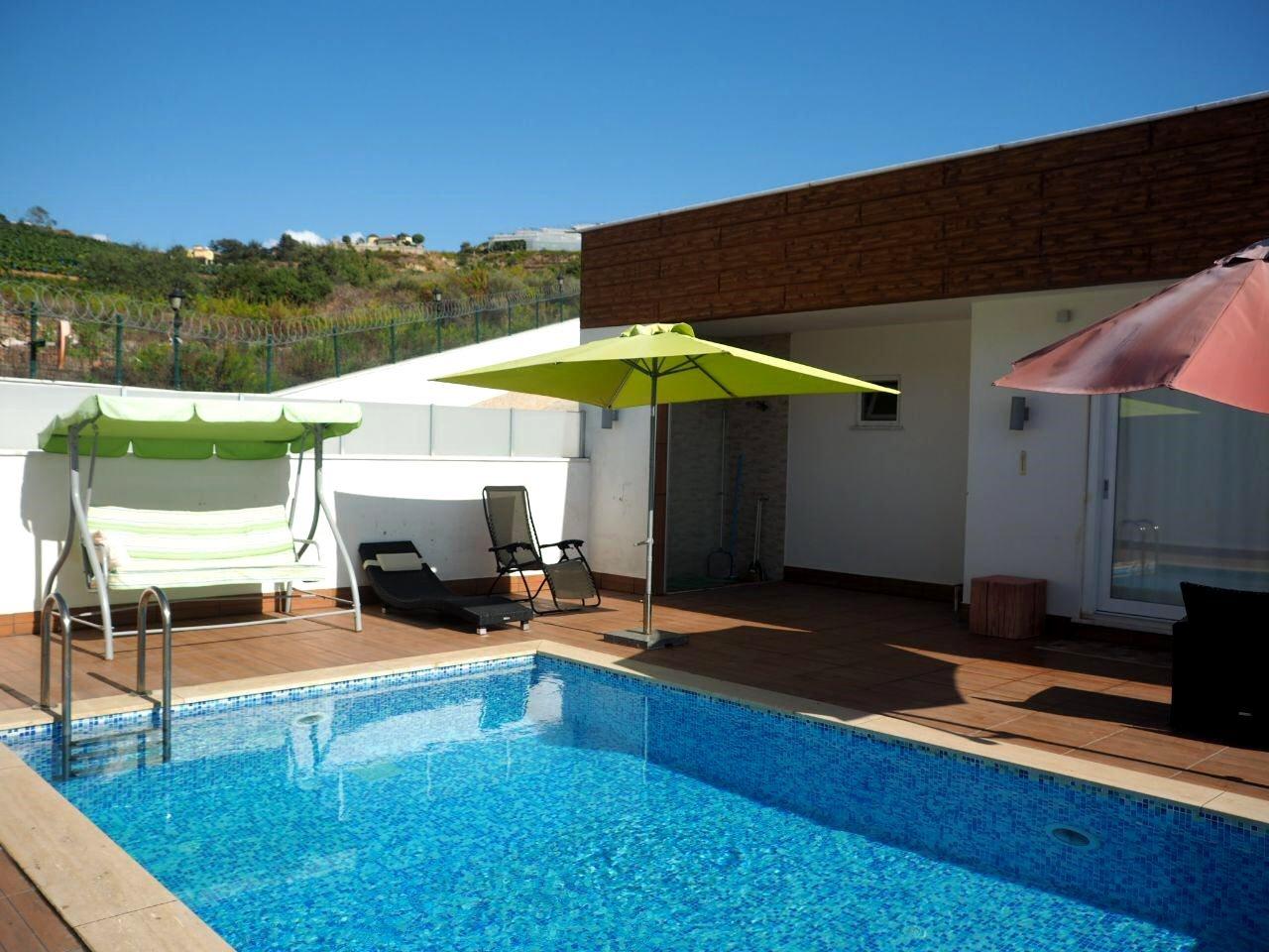 Kargıcak Granada Özel Havuzlu Villa